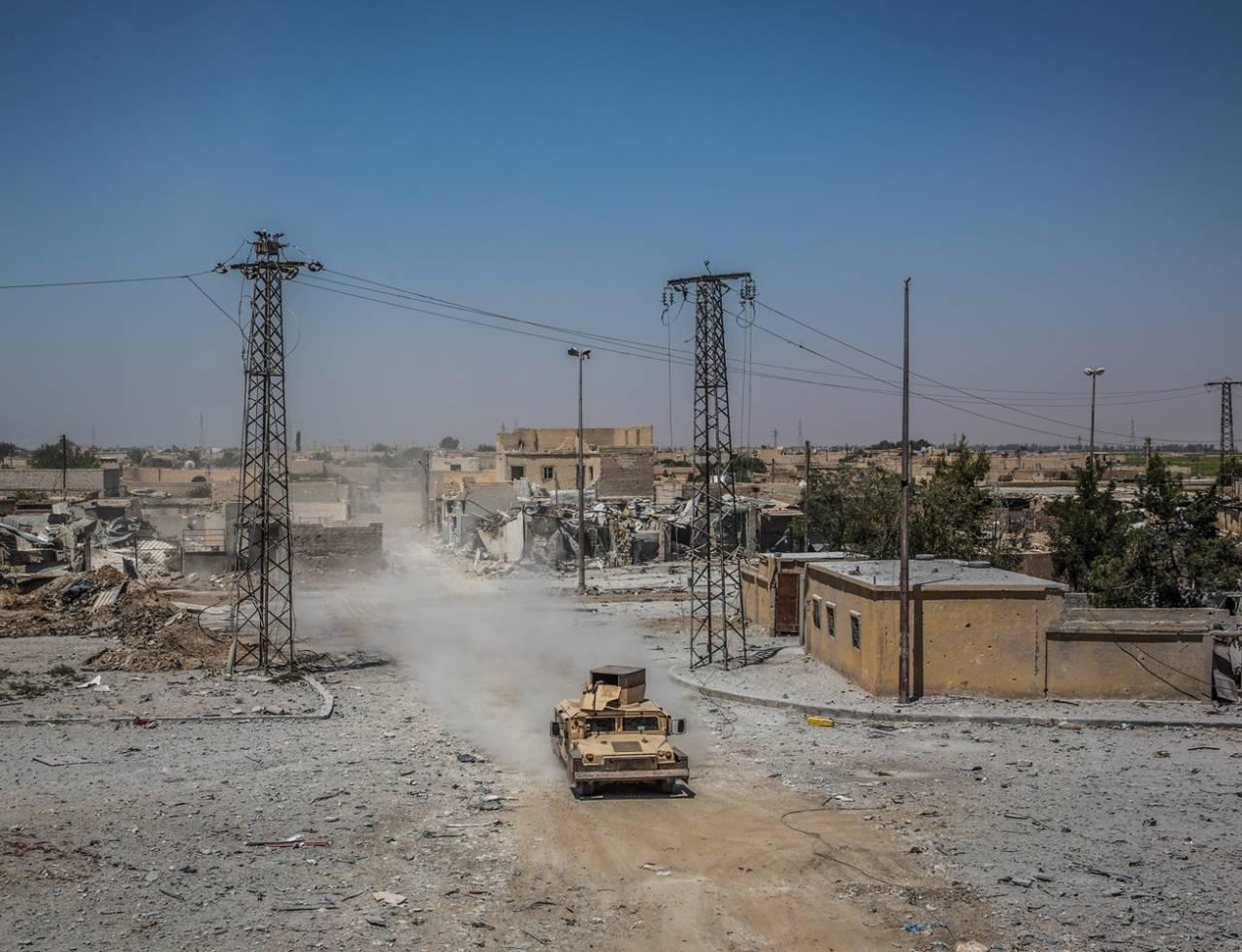 ЛидерИГ Багдади живет всирийском Дейр-эз-Зоре