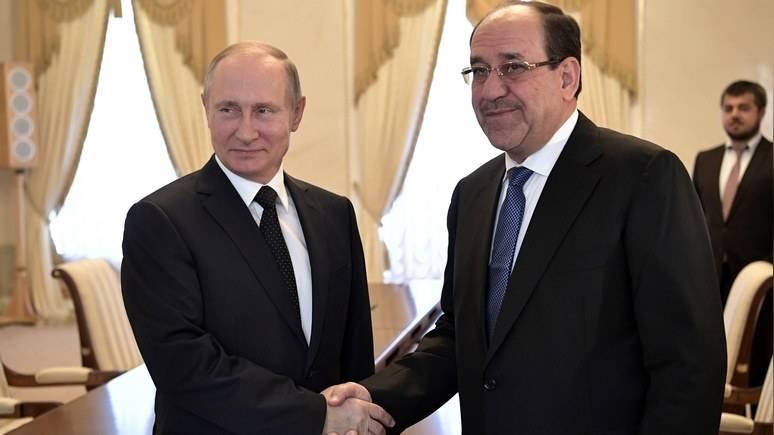 Newsweek: в Ираке стремятся направить мощь РФ против США