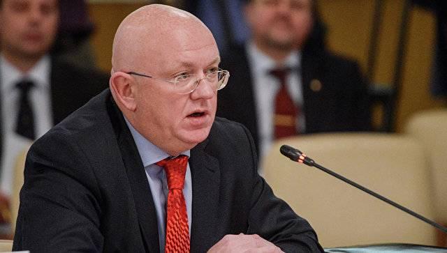Василий Небензя назначен постоянным представителем России при ООН