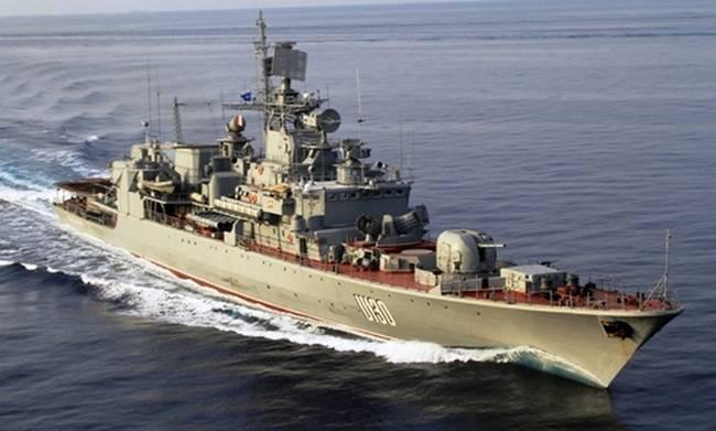 ВМС Украины, Британии, Румынии иТурции начали общие учения