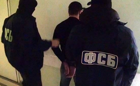 Сотрудники ФСБ задержали группу лиц, подозреваемых в подготовке терактов в Петербурге