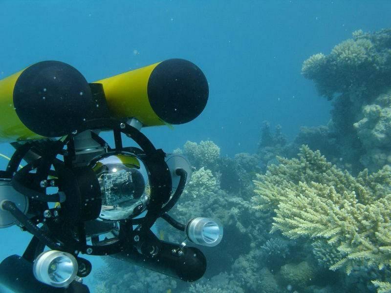 ФПИ создаст морских роботов для ВМФ РФ