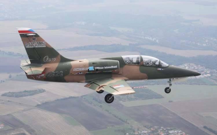 Los checos han comenzado a construir una nueva versión de L-39.