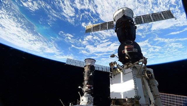 «Союз» доставил новый экипаж к МКС