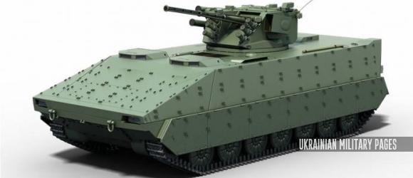Украинская частная компания разрабатывает новую боевую машину пехоты на базе МТ-ЛБ