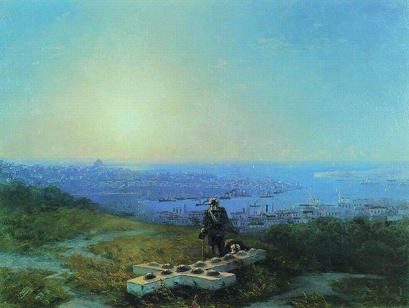 Певец моря и русской славы. К 200-летию Ивана Константиновича Айвазовского