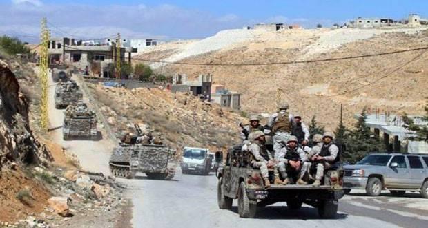 Террористы из Ливана перевозятся в Сирию вместе с семьями