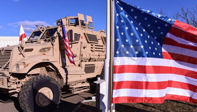 США в рамках учений перебрасывает военную технику к Тбилиси