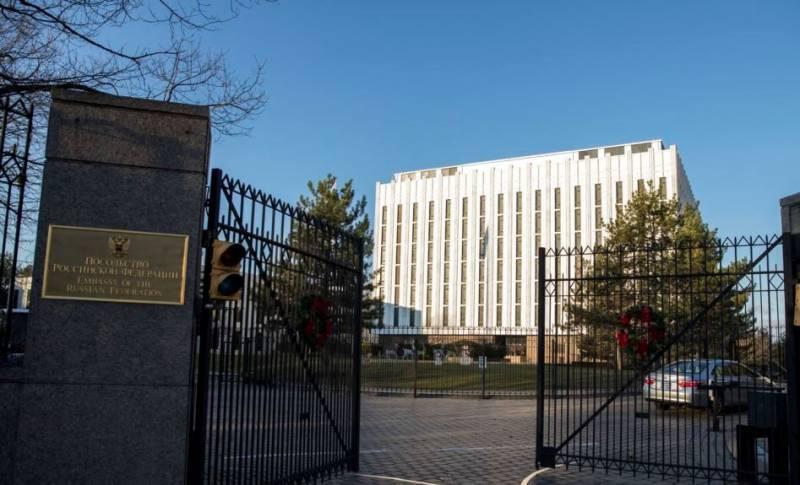 Посольство РФ в США: рассматриваем арест россиянина как похищение