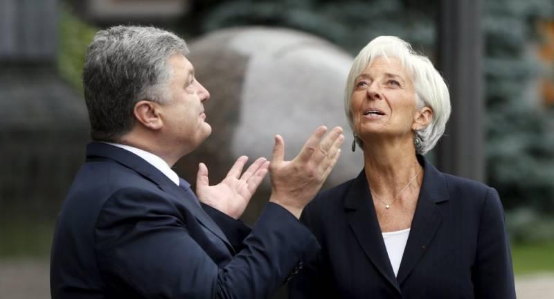 Почему буксует программа кредитования Украины Международным валютным фондом?