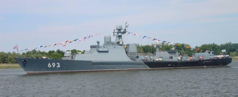 Новые корабли и ракеты: ударная мощь Каспийской флотилии