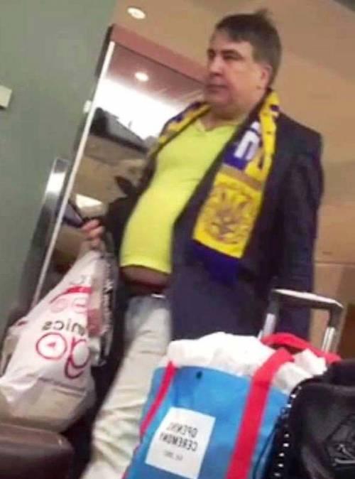 После лишения гражданства Саакашвили даже физически не сможет вернуться в Украину, - Лещенко - Цензор.НЕТ 8905