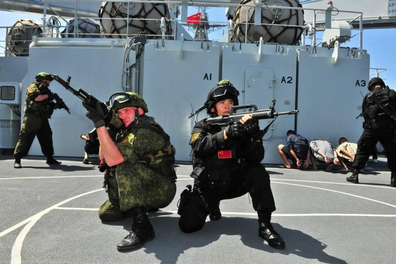 National Interest: РФ и Китай бросают вызов американскому господству в море