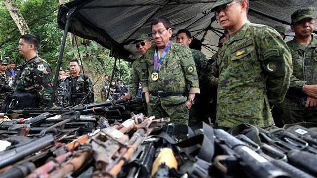 МО Филиппин: Сопротивление близ Марави продолжают не более 40 игиловцев