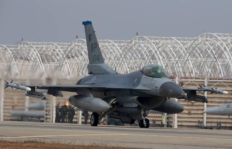 미국, X-NUMX F-12 전투기를 한국에 배치