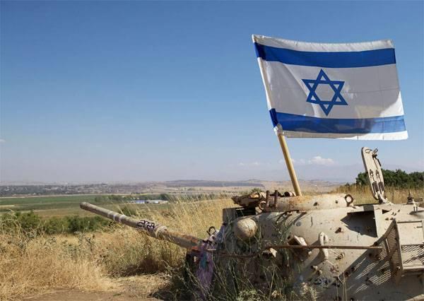 Посол Израиля в России: Голанские высоты наши!
