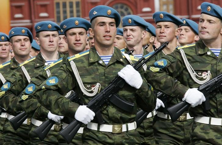 Сегодня в Российской Федерации отмечают День ВДВ