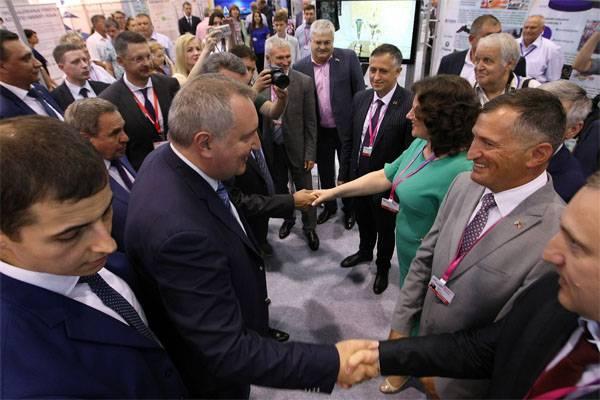 Chisinau, Dmitry Rogozin kişisinin grata dışı olduğunu açıkladı