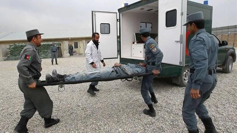 아프가니스탄 탈레반에 의한 3 일째의 공격