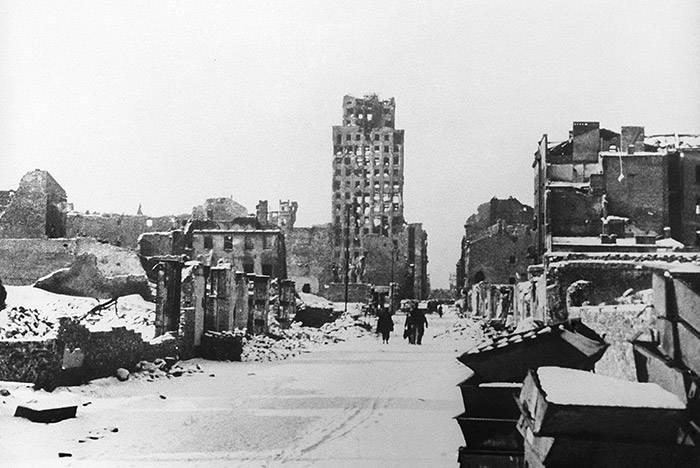 Польша задумалась о требовании репараций с Германии за Вторую мировую войну