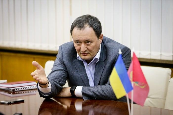 Zaporozhye 지역의 주지사를 두려워한 것은 무엇입니까?