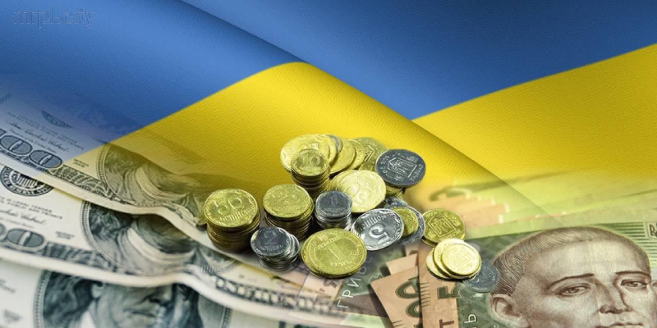 우크라이나의 국가 예산 : 빚 지불은 빨갛습니다?