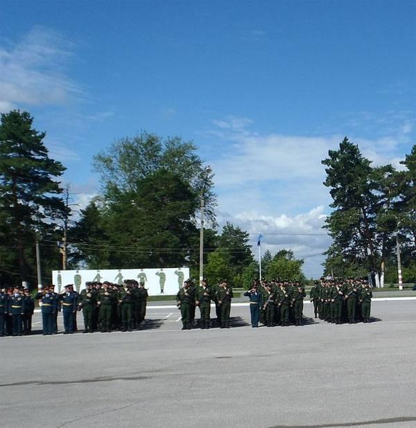 Поножовщина с участием десятков контрактников в в/ч Свердловской области. МО опровергает
