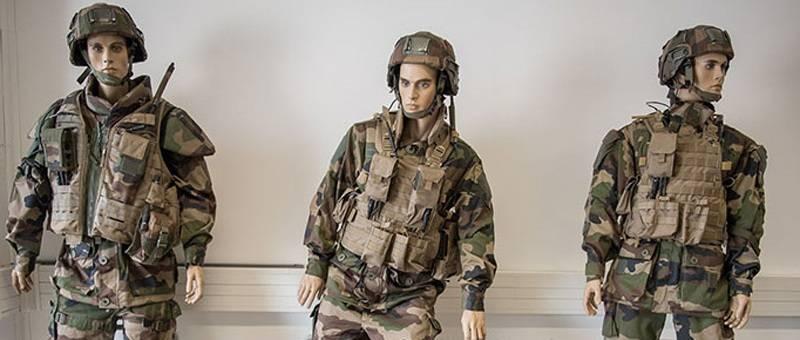 L'esercito francese ottiene una nuova armatura SMB