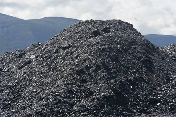 Китайцы доставили на Украину уголь из Южной Африки
