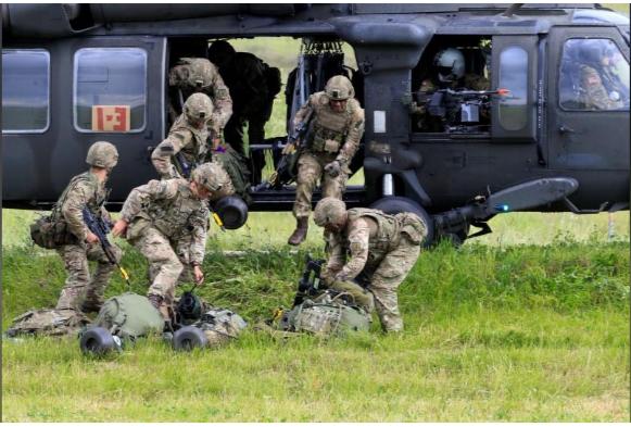 Пентагон переходит к глобальным учениям из-за «российской угрозы»