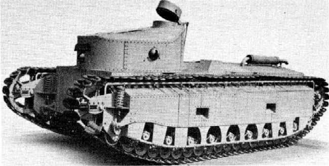Tanque de infantería ligero blindado y tanque de suministro de luz (Reino Unido)