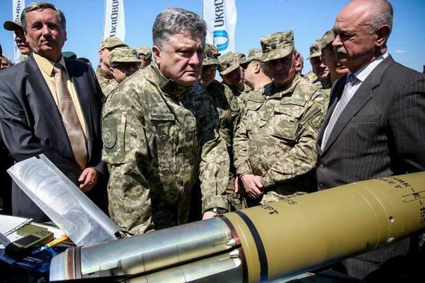 Почему поставки «Джавелинов» могут привести к изменению политической карты Украины?