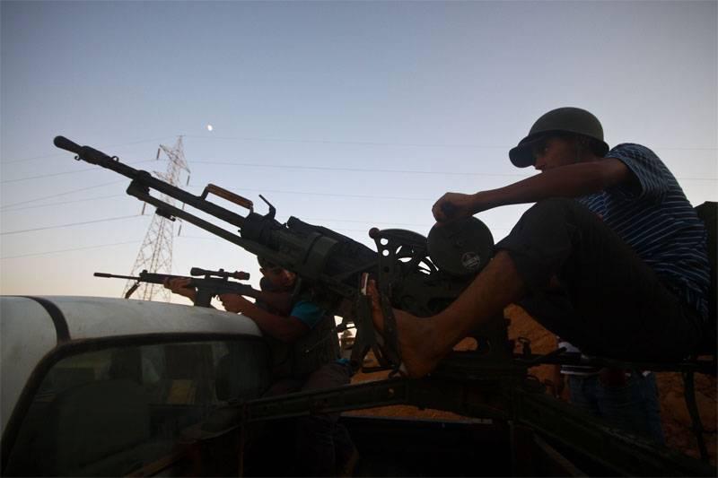 В Москве и Грозном пройдут переговоры по нормализации ситуации в Ливии