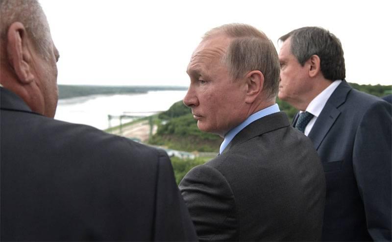 푸틴 대통령은 18 선거에서 그의 후보 지명에 대해 생각할 것이다.