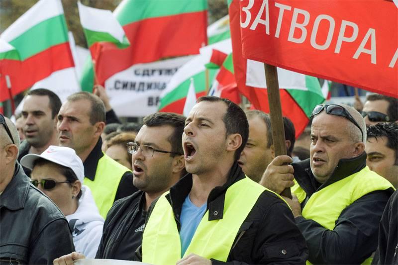 Domanda sull'euro: 80% dei cittadini bulgari non crede nelle prospettive di sviluppo dell'economia del paese