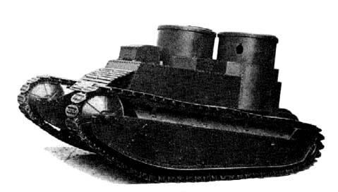 Легкий танк Light Tropical Tank (Великобритания)