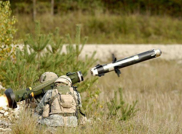 СМИ: Пентагон рекомендует Белому дому направить на Украину партию ПТРК Javelin