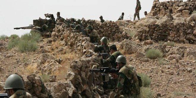 시리아 군, 디 에르 조 르에 대한 IG 공격을 격퇴하다