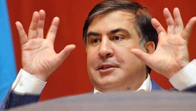 Генпрокуратура Грузии обратилась квластям Польши после приезда вВаршаву Саакашвили