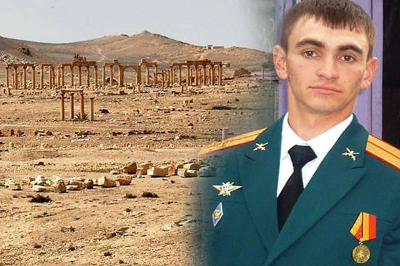 Il monumento all'eroe della Russia Prokhorenko è stato presentato in Italia