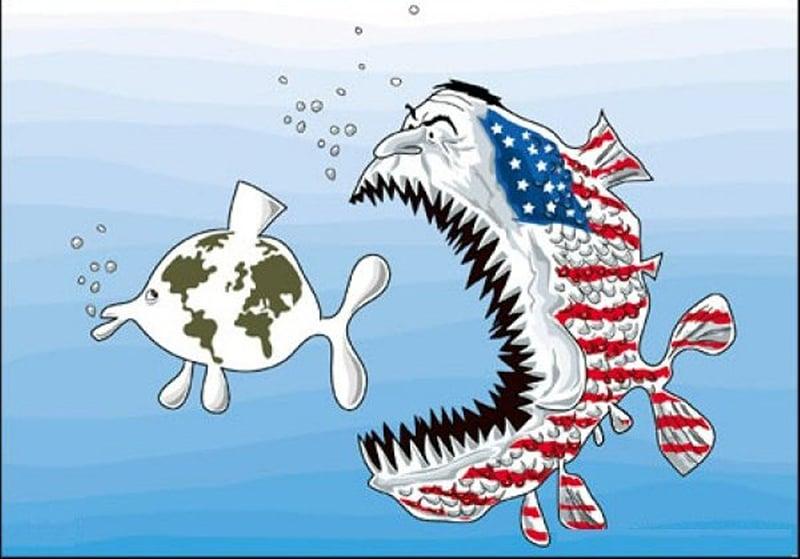 США против России и мира