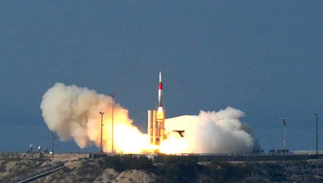 """In Israele, ha iniziato lo sviluppo di un nuovo sistema di difesa missilistica """"Hetz-4"""""""