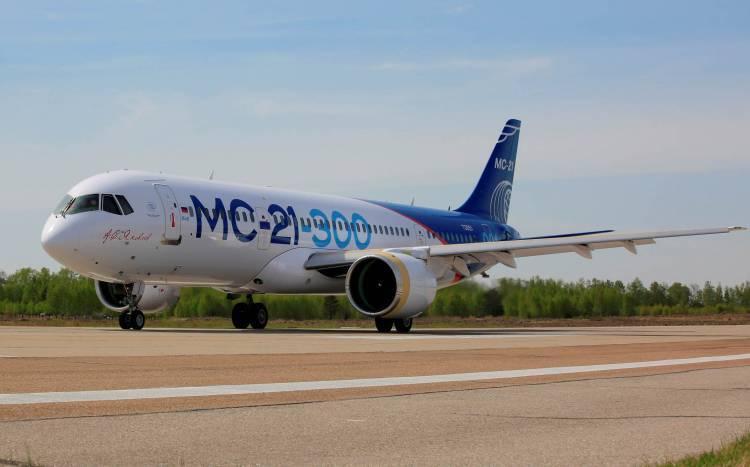 RF yıllık olarak Batı havacılık endüstrisine yarım trilyon ruble veriyor