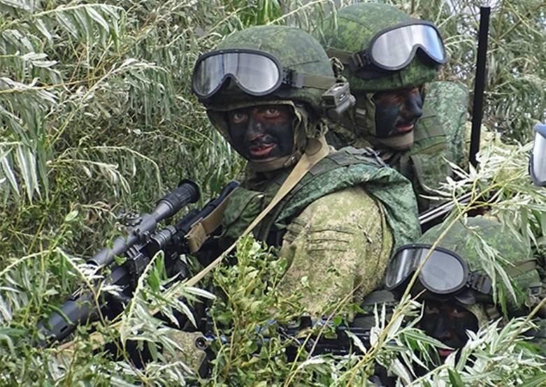 Десантники Псковского соединения приступили к показному учению
