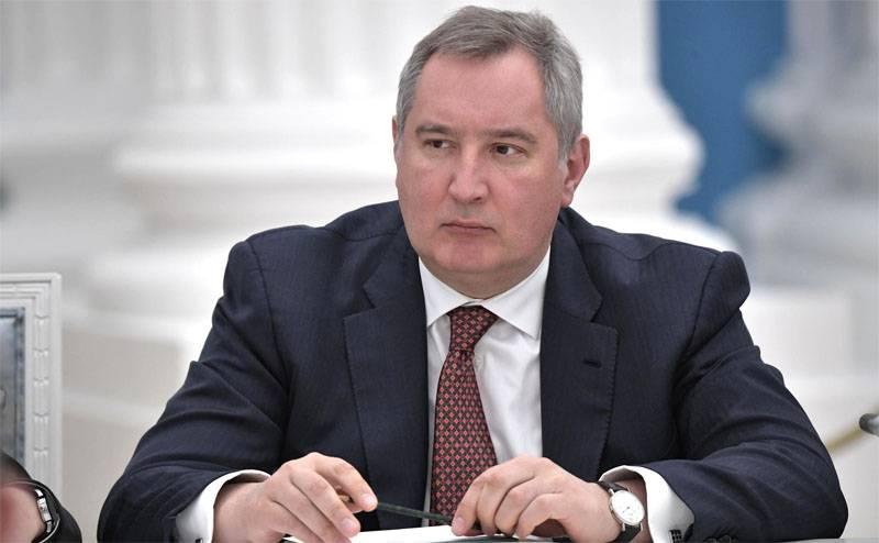 Рогозин: США собираются построить в Молдавии базу для подготовки диверсантов