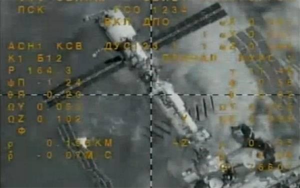 Из-за сбоев в американском оборудовании на МКС возникли проблемы