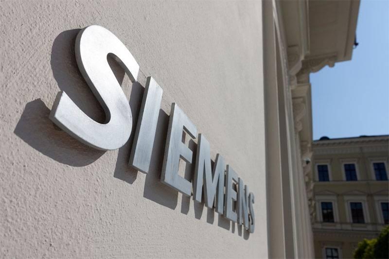 """""""Siemens"""", Amerikan şirketleri tarafından Rusya pazarından çıkmaya zorlanıyor mu?"""