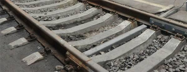 Открыто рабочее движение поездов по ветке в обход Украины