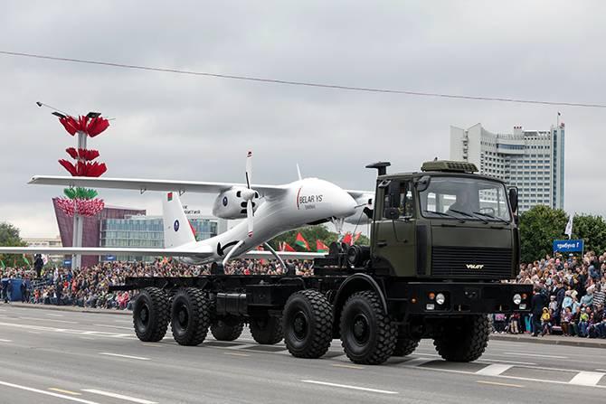 Sullo stato e le prospettive del complesso industriale militare bielorusso