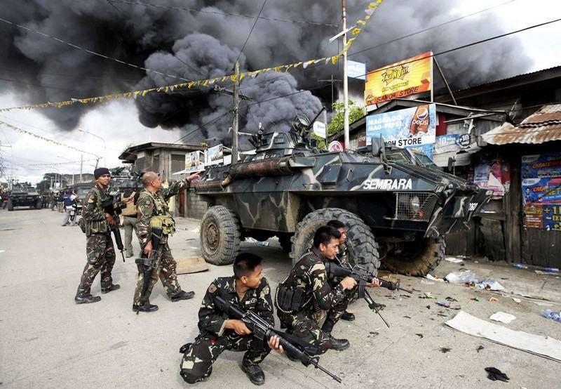 Gli Stati Uniti intendono lanciare un'operazione militare nelle Filippine